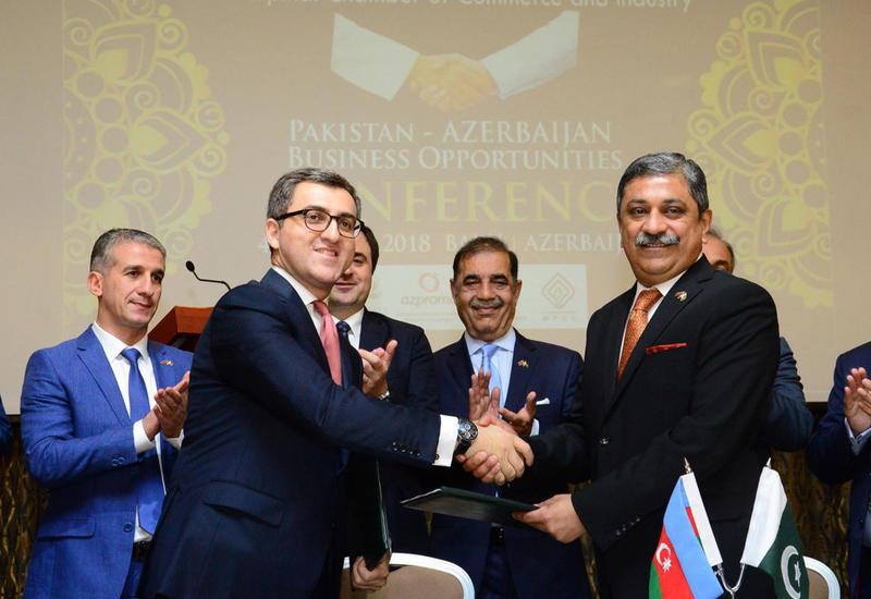 Азербайджан и Пакистан расширяют экономическое сотрудничество