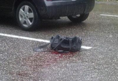 Наезд на пешеходов в Габале, скончался ребенок
