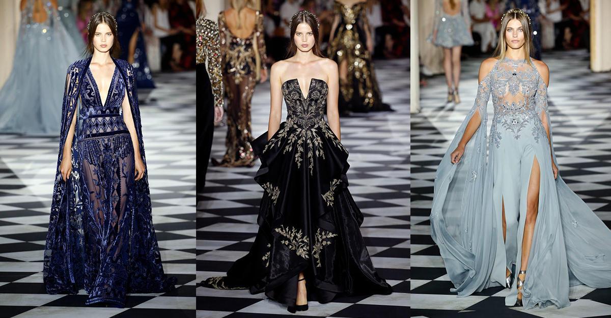 45f4d7a4cb5dc9 Еще один известный ливанский модельер Zuhair Murad представил в Париже  новую коллекцию haute couture: платья, которые мы уже совсем скоро увидим  на красных ...