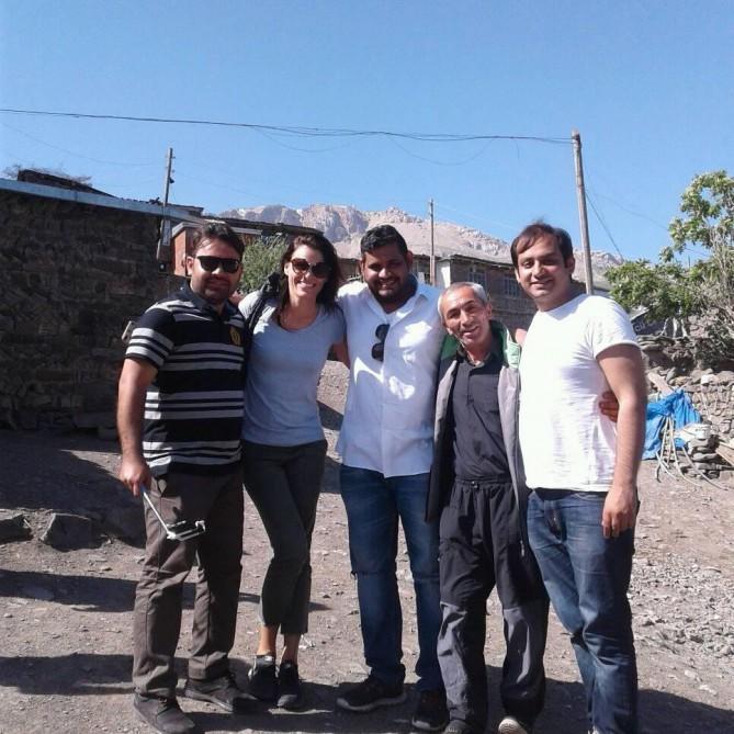 Öz evində dünyanın 60-dan çox ölkəsindən 2 minə yaxın turist qarşılayan azərbaycanlı kimdir? - FOTO