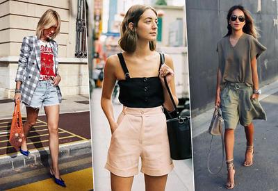 """Модные шорты - 7 правил, которые помогут избежать провала <span class=""""color_red"""">- ФОТО</span>"""
