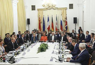 """""""Пятерка"""" и Иран подтвердили приверженность СВПД"""