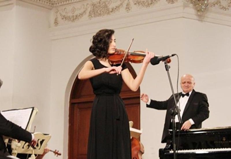 Проект Филармонии «Gənclərə dəstək» в очередной раз примет участие в международном фестивале