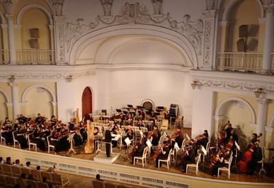 Филармония закрыла сезон великолепным концертом