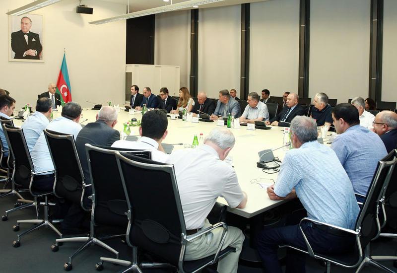 Азербайджан откроет винные дома в России и Китае