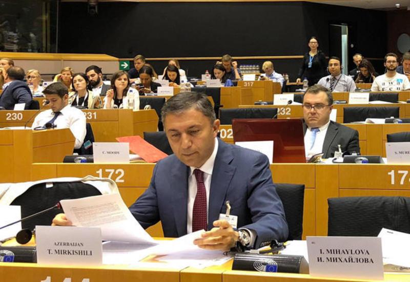 Таир Миркишили: В ПА ОБСЕ важно создание Комитета по кибербезопасности