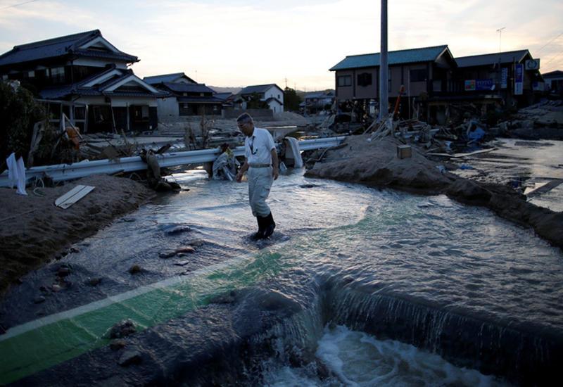 Количество жертв ливней в Японии достигло 157 человек