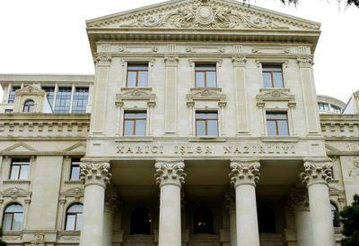МИД Азербайджана о незаконной деятельности Армении в оккупированном Агдаме