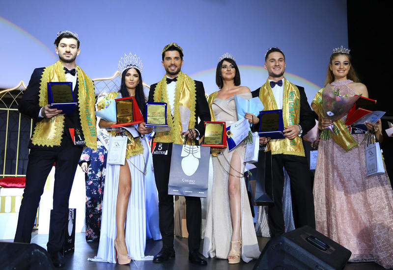 Определены победители конкурса красоты Miss & Mister Grand Azerbaijan 2018