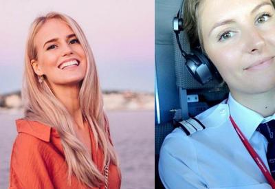 """11 девушек-пилотов, которые покорили своей красотой Instagram <span class=""""color_red"""">- ФОТО</span>"""
