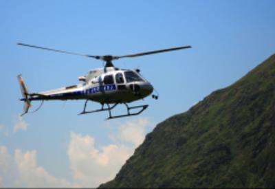 В Грузии вертолет совершил аварийную посадку, есть пострадавшие