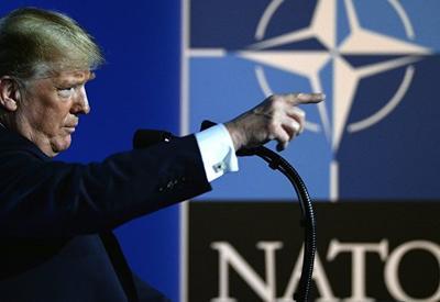 В МИД Ирана обвинили США в давлении на партнеров по НАТО