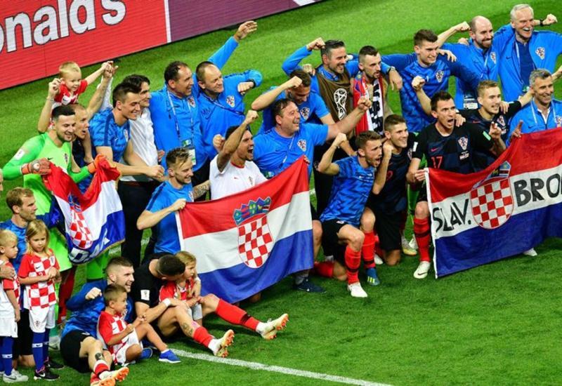 Финалисты ЧМ-2018 уже заработали минимум по 28 млн евро призовых