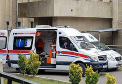Тяжелое ДТП в Сальяне, много пострадавших