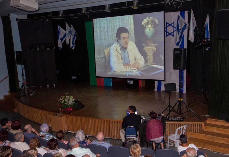 """В Израиле состоялся концерт, посвященный Муслиму Магомаеву <span class=""""color_red"""">- ФОТО</span>"""