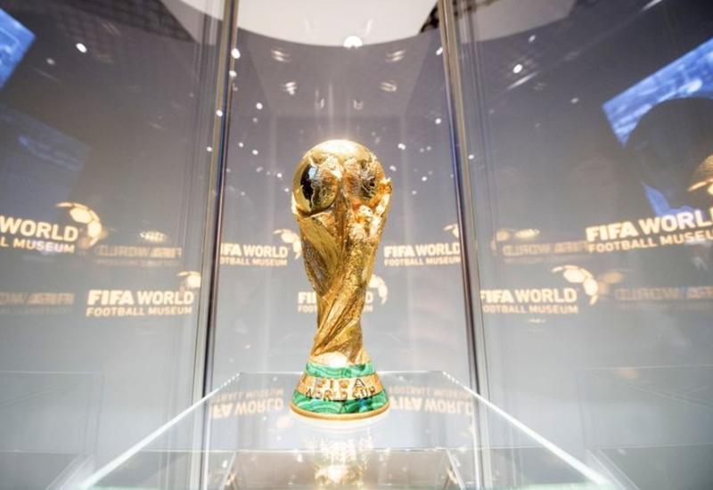 Во сколько оценивается стоимость Кубка мира по футболу?