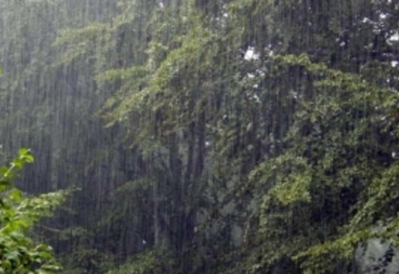 В Азербайджане ожидаются проливные дожди