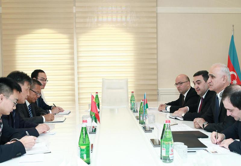Шахин Мустафаев о том, сколько китайские компании инвестировали в Азербайджан