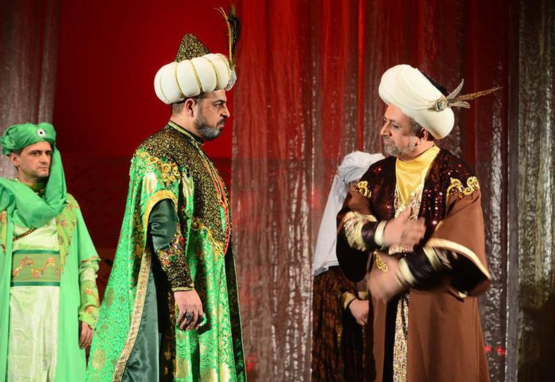 """""""Лейли и Меджнун"""" для бакинских театралов <span class=""""color_red"""">- ФОТО</span>"""