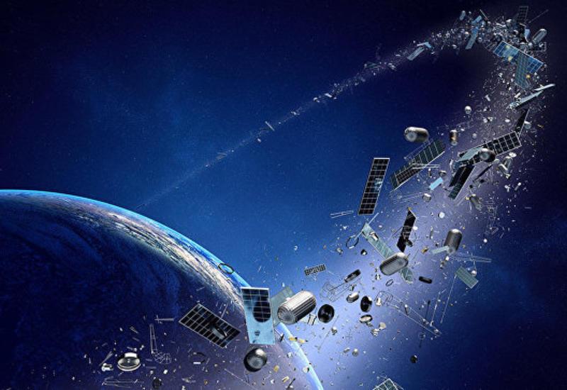 """Астроном подсчитал массу """"космического мусора"""" на орбите Земли"""