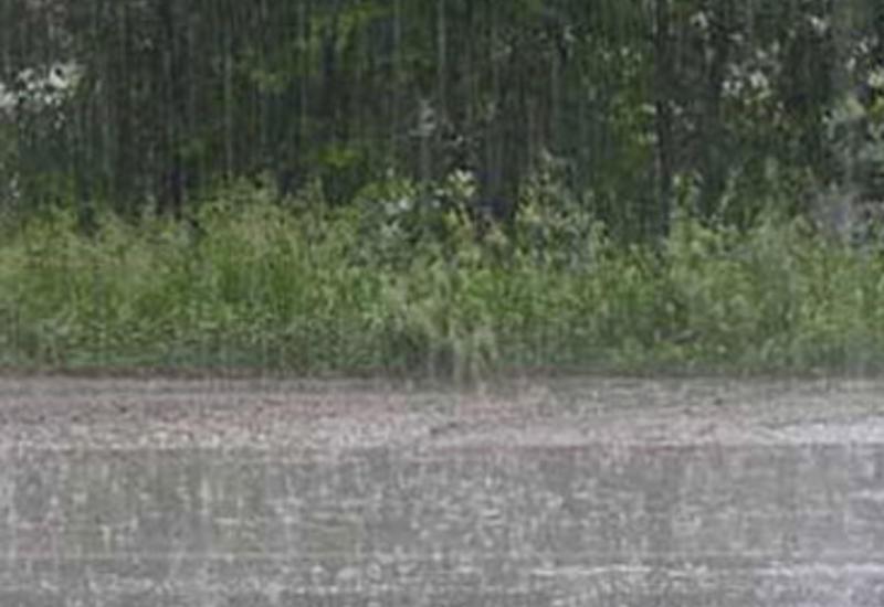 """Qərb bölgəsinə yağan yağış fəsadlar yaradıb <span class=""""color_red"""">- FOTO</span>"""