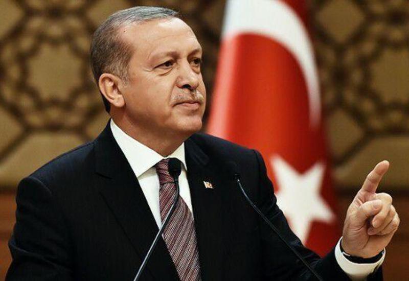 Эрдоган: Горжусь, что являюсь представителем турецкого народа
