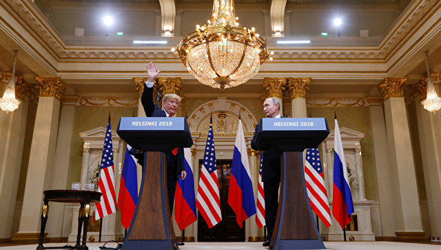CNN вистерике: как Путин мог опоздать навстречу сТрампом?