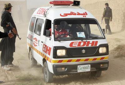 В Пакистане день свадьбы обернулась трауром: в ДТП погибли 15 человек