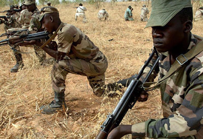 В Нигерии пропали без вести около 70 военнослужащих