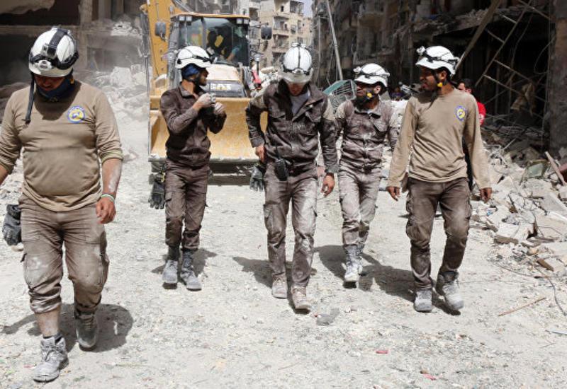 """США хотят эвакуировать """"Белых касок"""" из Сирии"""