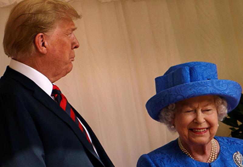 Принцы Чарльз и Уильям отказались от встречи с Трампом