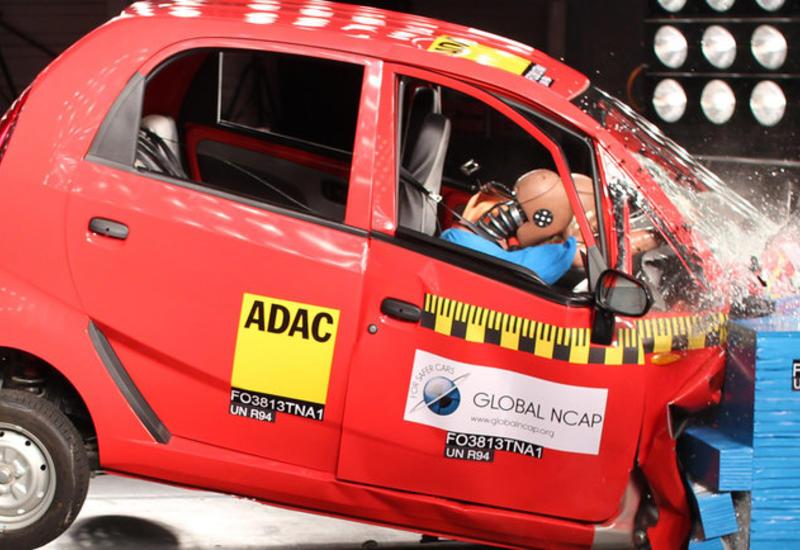 Снят с производства самый дешёвый автомобиль в мире
