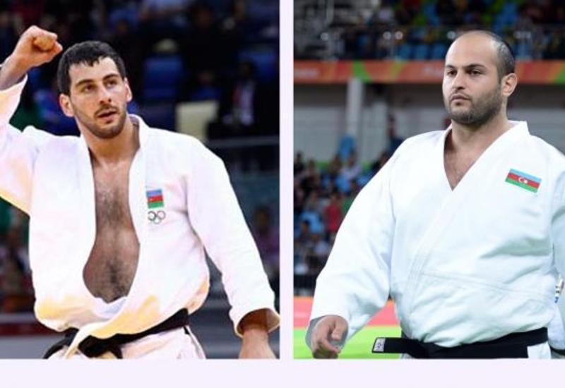 Азербайджанские дзюдоисты завоевали 6 медалей на Кубке Европы