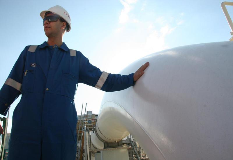 """Из Джейхана отгружен трехмиллиардный баррель каспийской нефти <span class=""""color_red"""">- ФОТО</span>"""