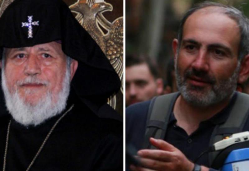 Пашиняну надоел католикос всех армян?