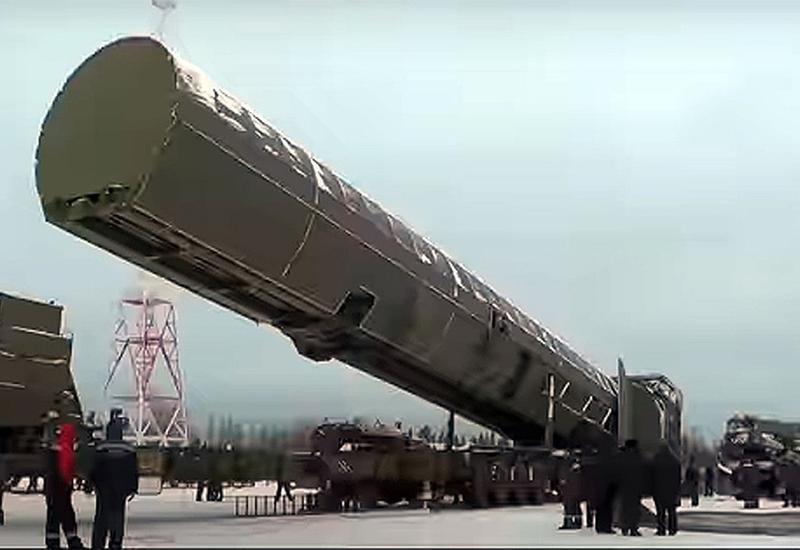 Раскрыта основная роль новейшего оружия России