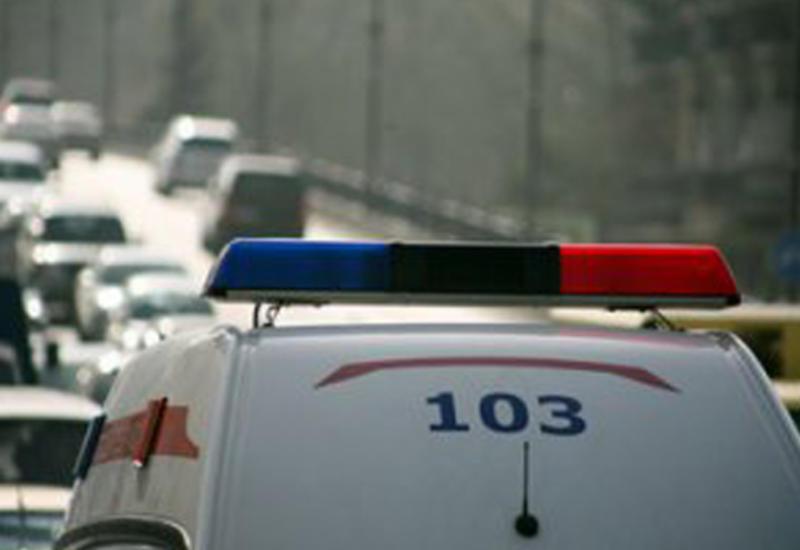 Тяжелое ДТП в Баку, более 10 пострадавших