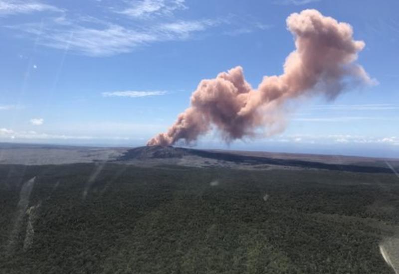 В результате выброса лавы на Гавайях пострадали 23 человека