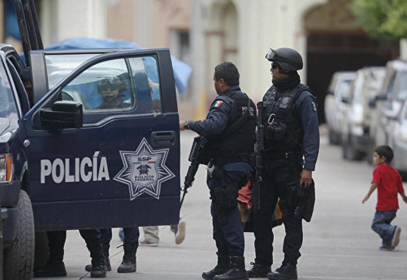 В Мексике нашли похищенный радиоактивный контейнер