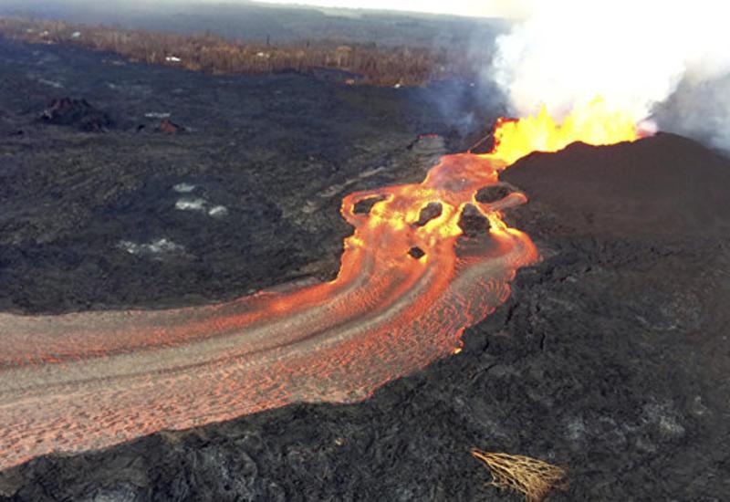 Число пострадавших при выбросе лавы на Гавайях выросло до 23 человек