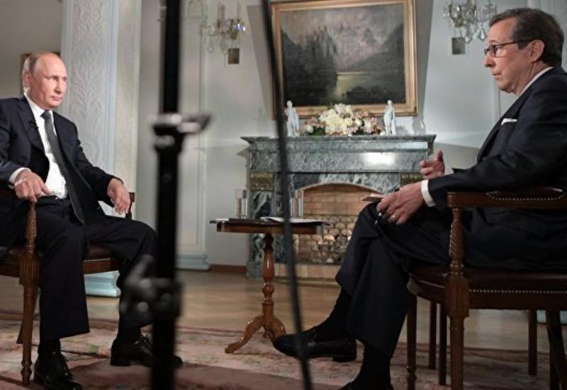 Путин заявил, что у России нет компромата на Трампа