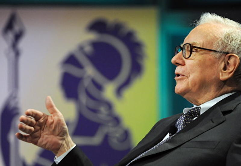 Баффет пожертвовал почти 3,5 миллиарда долларов на благотворительность