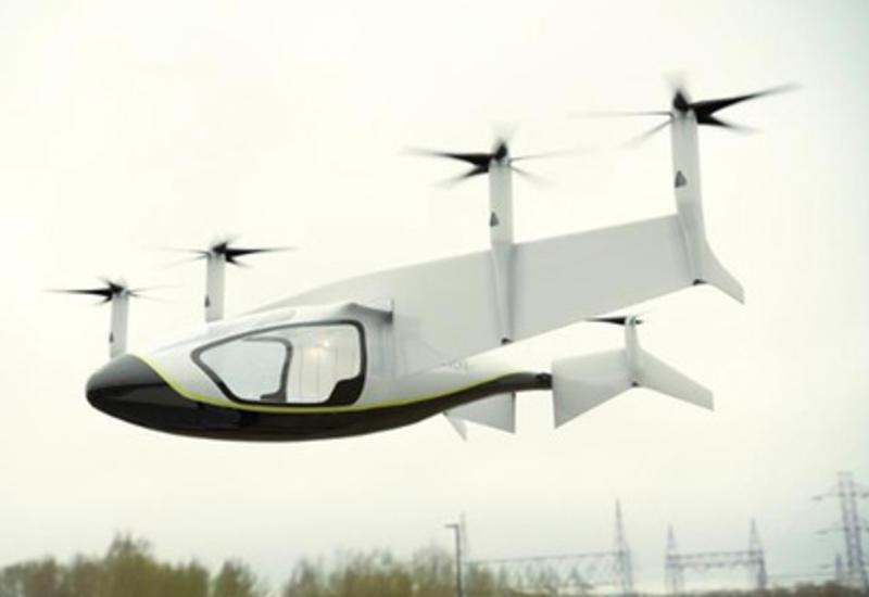 Rolls-Royce представил новый способ передвижения