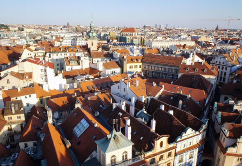 В Праге обрушился дом, есть пострадавшие