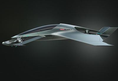Aston Martin разработал самоуправляемый люксовый самолет