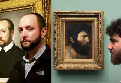 12 человек, которые нашли своих двойников в музеях