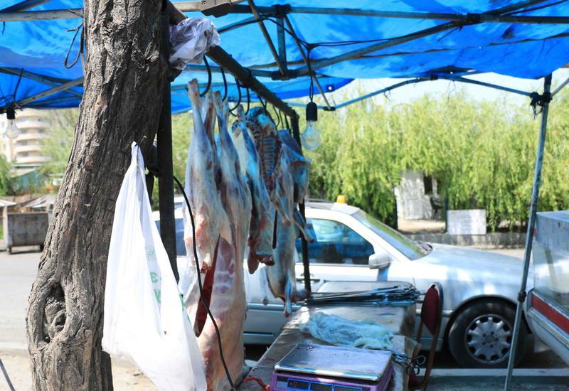 В Азербайджане проводятся рейды с целью борьбы с незаконным забоем скота