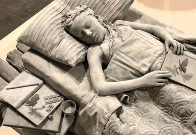 Бельгийский художник создает скульптуры, которые, кажется, вот-вот начнут дышать