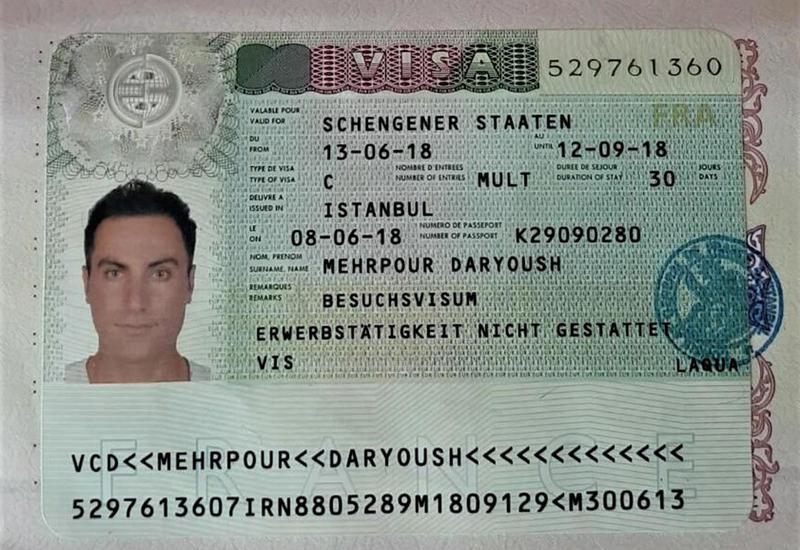 """Пресечены попытки иностранцев пересечь границу Азербайджана по поддельным документам <span class=""""color_red"""">- ФОТО</span>"""