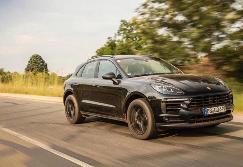 """Porsche готовится представить обновленный Macan <span class=""""color_red"""">- ФОТО</span>"""